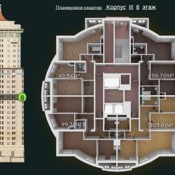 31 КВАРТАЛ КОРПУС 3_8 этаж